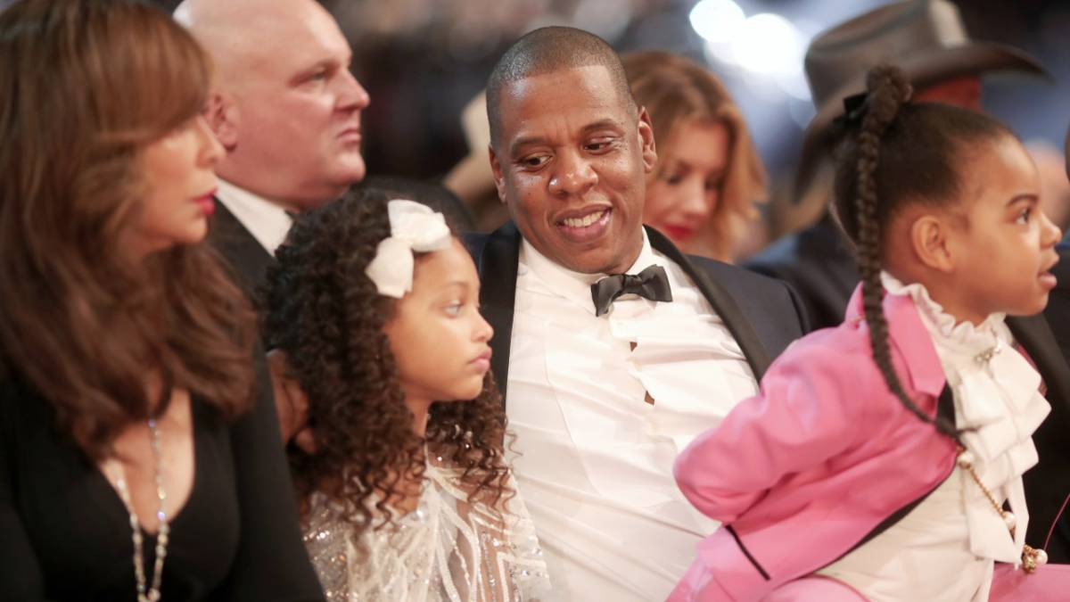 Beyonce's Mother - Ms. Tina Lawson - Pens JAY-Z An Open 'Love Letter' Amid LVMH Cashout
