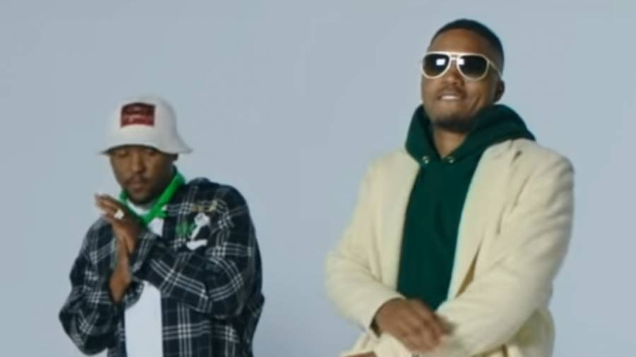 Nas & Hit-Boy Are Back In Business With Upcoming 'E.P.M.D.' Collaboration
