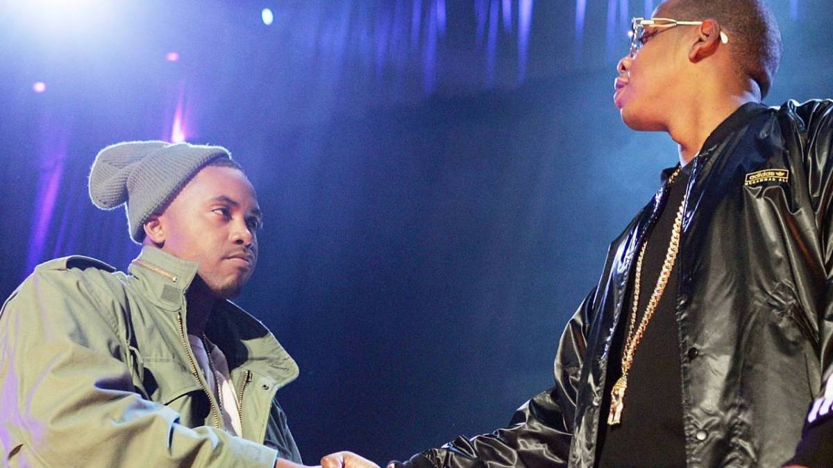JAY-Z Curates TIDAL Playlist For Nas Ahead Of DJ Khaled Collab
