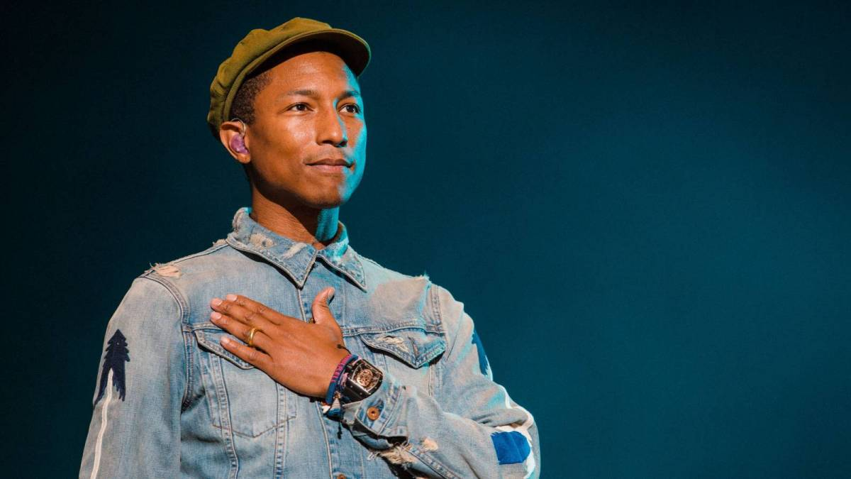 Pharrell Mourns Cousin Killed By Police During Virginia Beach Shootings - Swizz Beatz, Jermaine Dupri + More Show Love