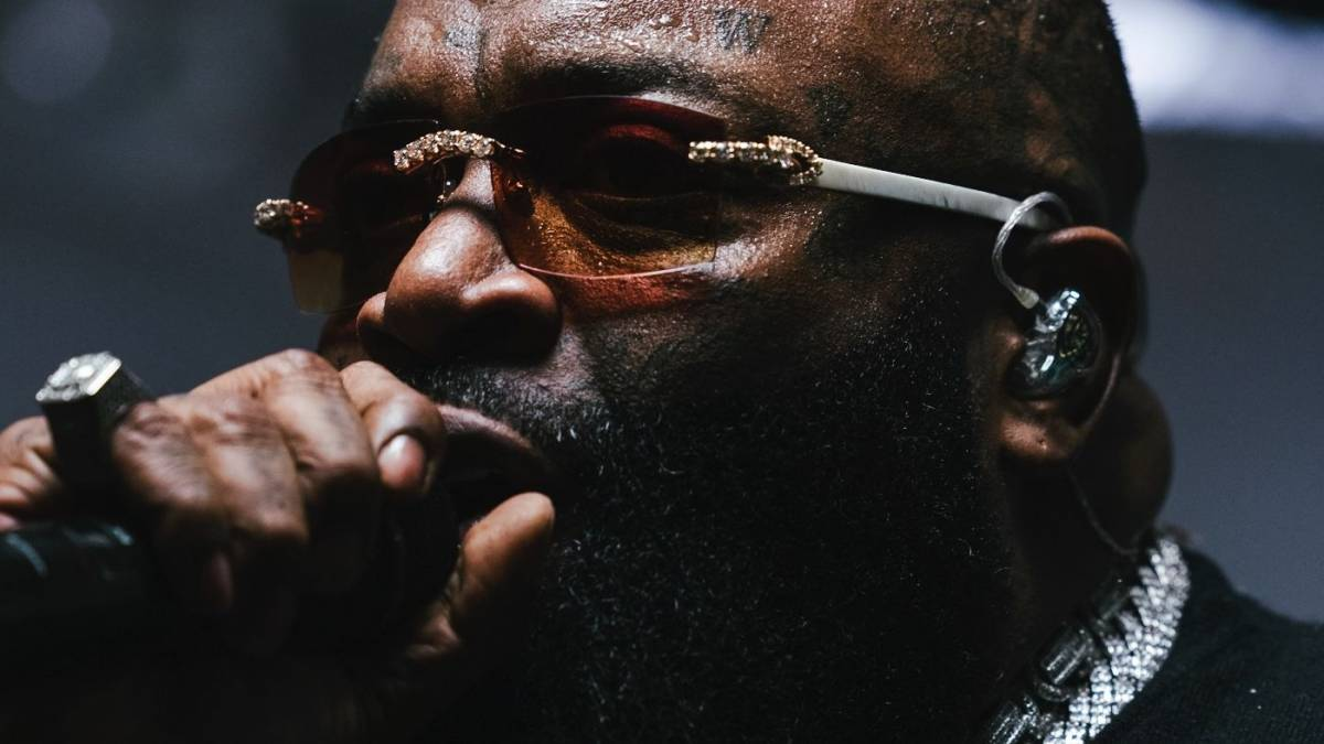 Rick Ross Pulls Out 'Super High,' 'B.M.F.' & Other Fan Favorites For 'Teflon Don'-Heavy 'Tiny Desk (Home)' Concert