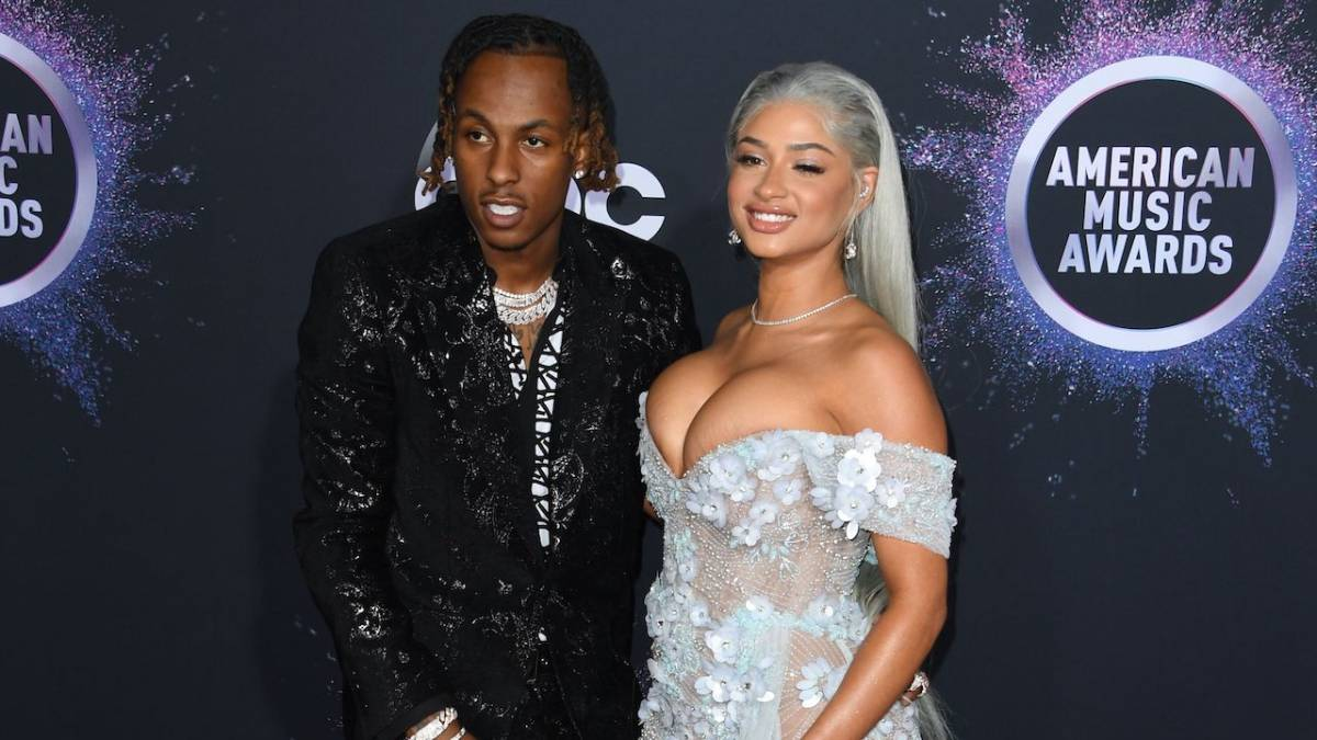 Rich The Kid's Alleged Love Triangle Between DreamDoll & Tori Brixx May Have Just Blown Up