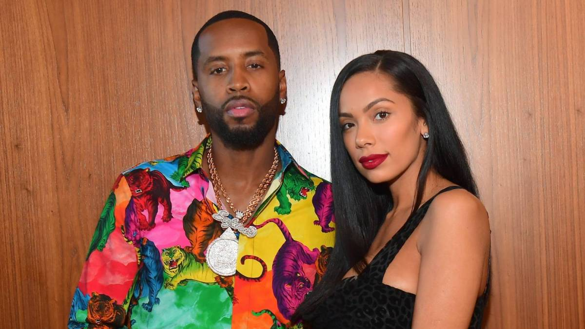 Safaree Announces Erica Mena Divorce After 2 Years & 2 OnlyFans Accounts - She Calls Him 'A Little Girl'