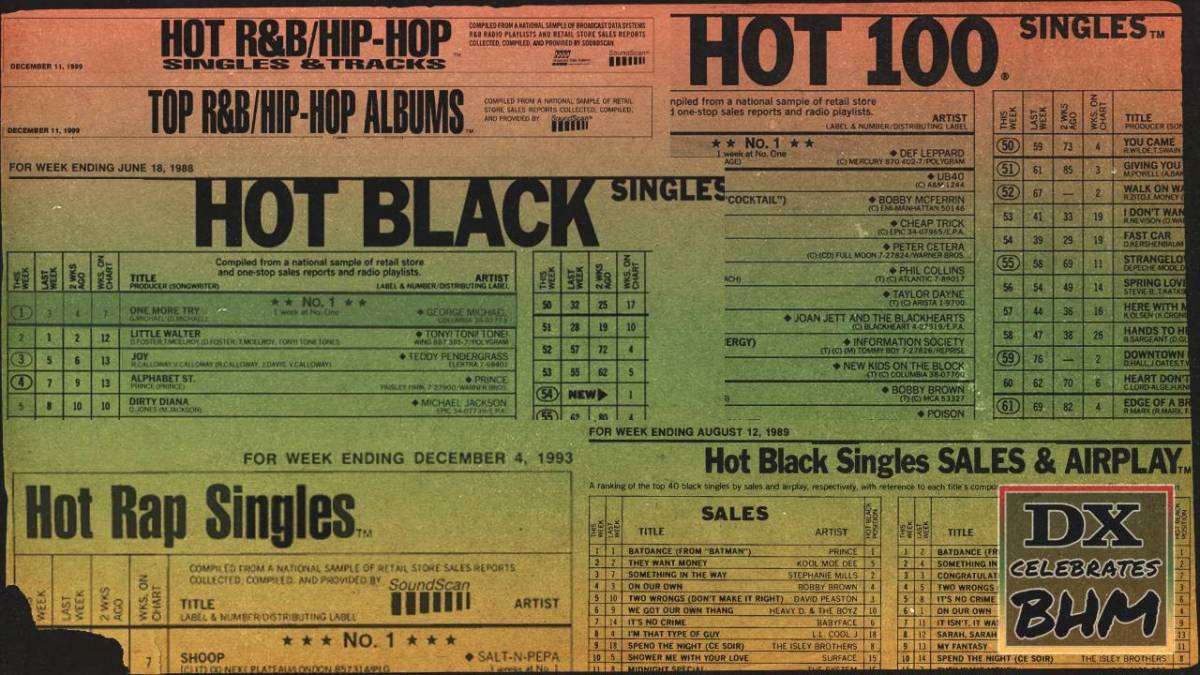 The Complicated Black History Of Billboard's Hip Hop & R&B Charts