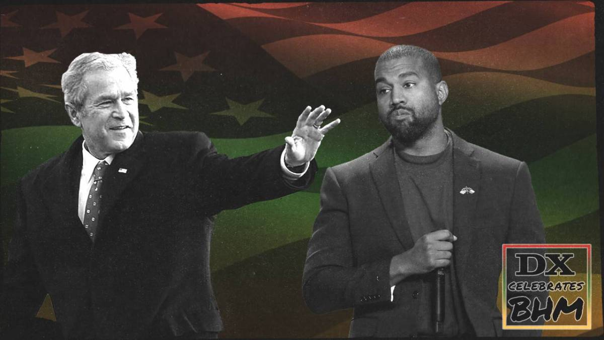 Kanye West's 'George Bush Doesn't Care About Black People' Moment Was Hip Hop Maximizing Its Platform