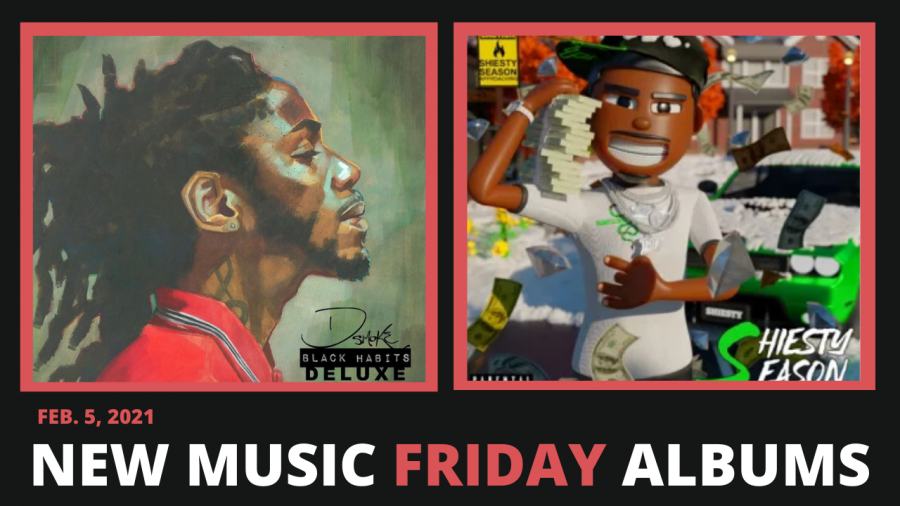 New Music Friday —New Albums From Pooh Shiesty, D Smoke, Conway The Machine & More
