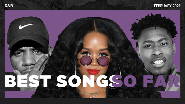 The Best R&B Songs of 2021 ...(so far)