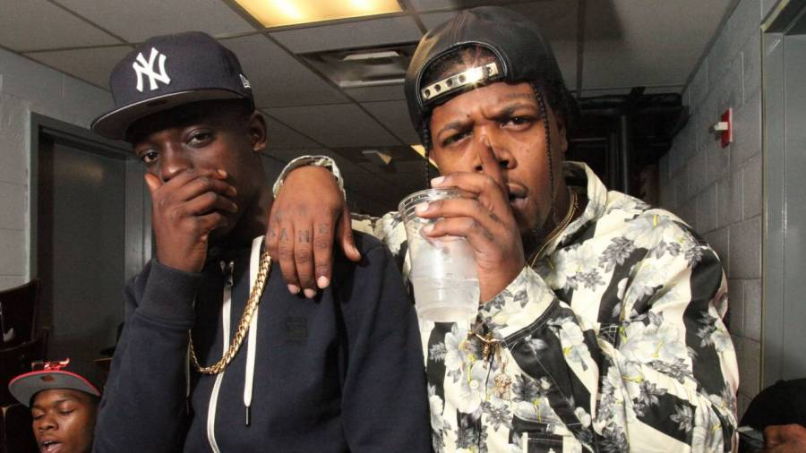 Rowdy Rebel Salutes Bobby Shmurda As Potential Release Countdown Continues