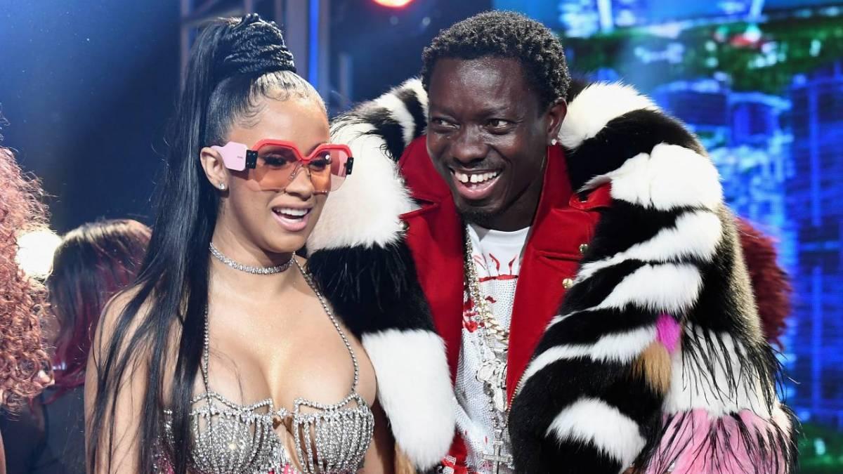 Cardi B Tells Mariah Carey She Feels Stupid Around Celebrities