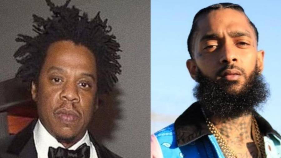 JAY-Z & Nipsey Hussle Rap Over Hit-Boy Production In New 'Judas & The Black Messiah' Trailer