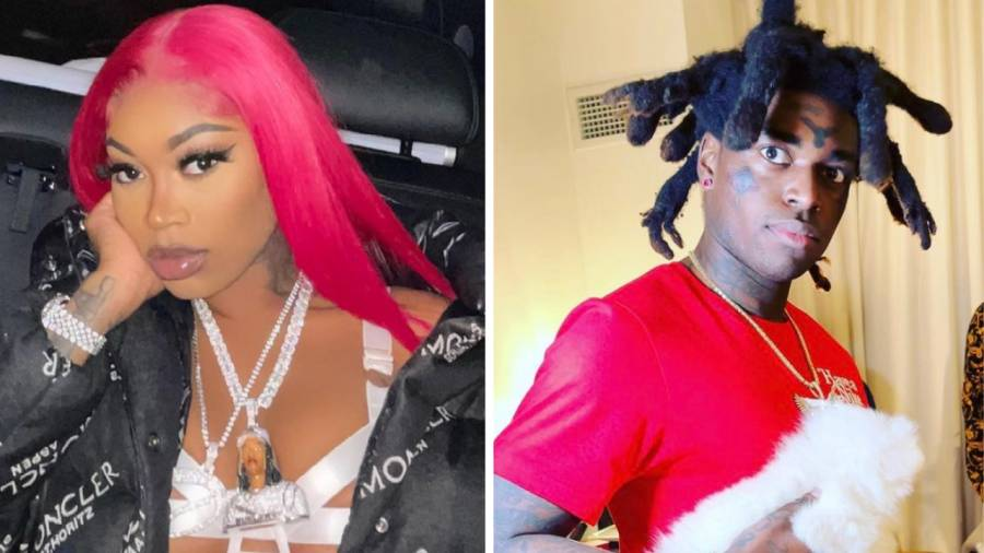 Asian Doll Demands Kodak Black Get His Flowers As He Offers To Bankroll College Tuition Of Deceased FBI Agents' Kids