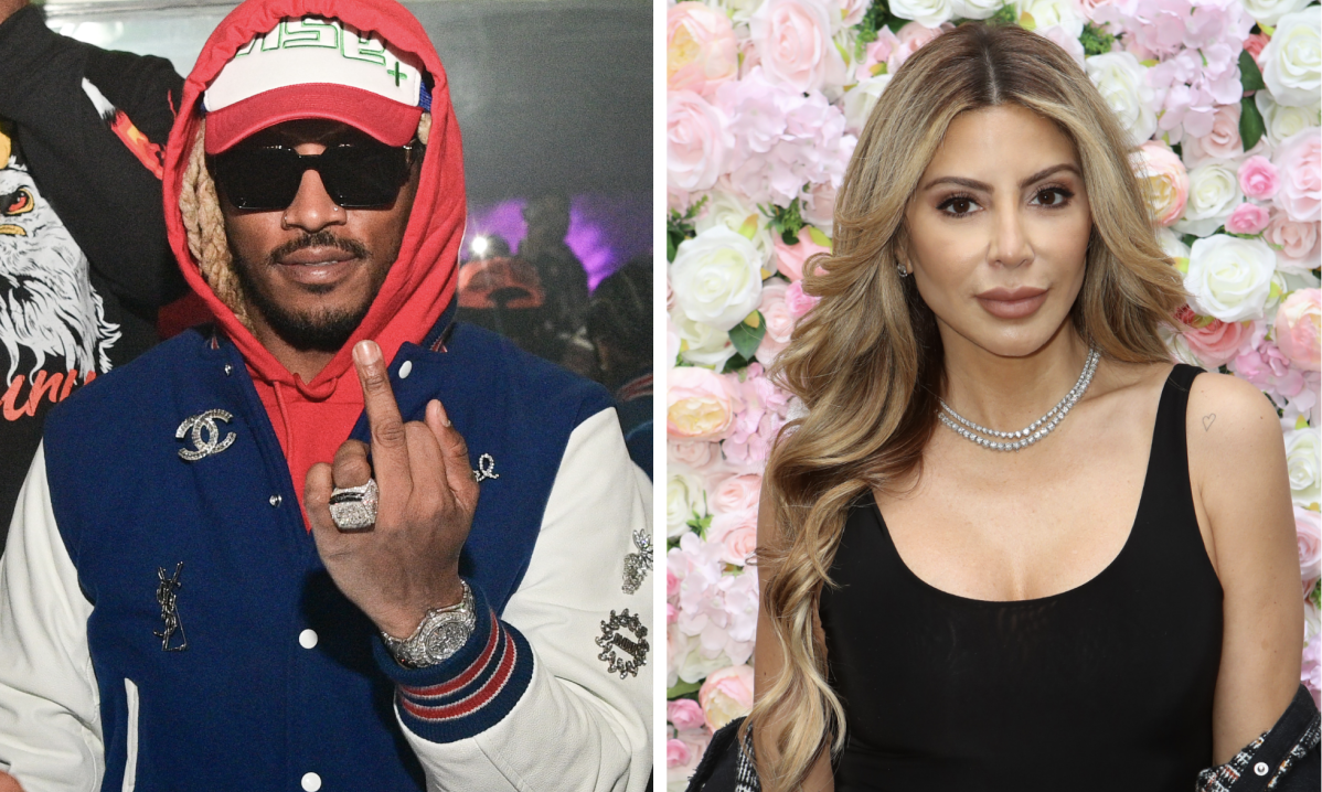 Future Labeled 'Delusional' For Past Songs By Scottie Pippen's Ex Larsa