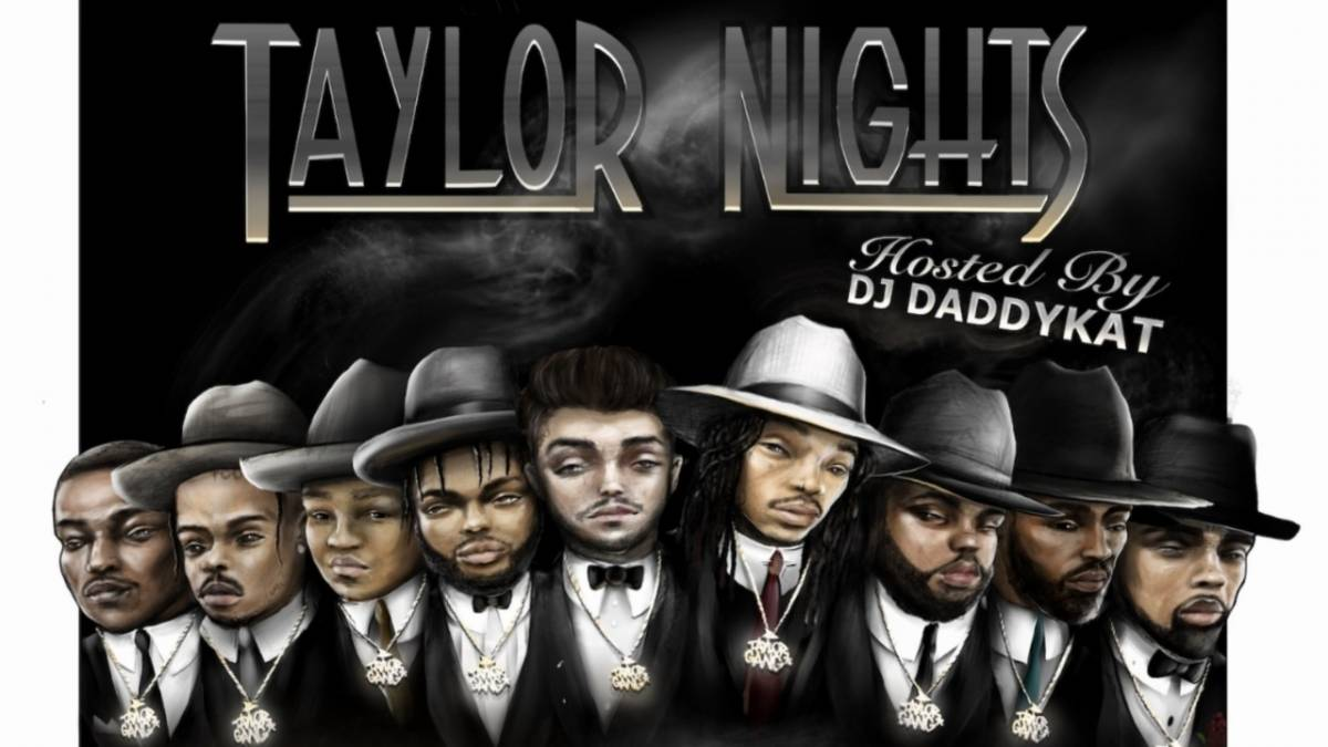 Wiz Khalifa Makes DJ Hosting Debut On 'Taylor Nights' Playlist