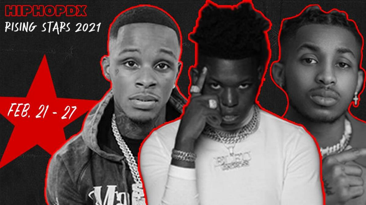 Yung Bleu's Stock Rises, Toosii's Now A Feature Magnet, DDG & 42 Dugg Connect | Rising Stars 2021