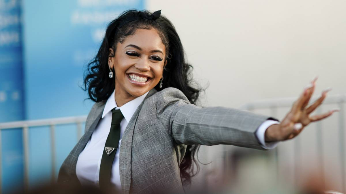 Saweetie's Spaghetti & Ranch Combo Becomes Major Twitter Talking Point During Her Black Creators Day Gig