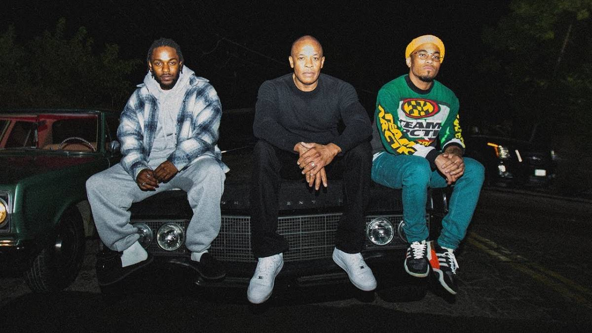 Anderson .Paak Gives Kendrick Lamar Update As Silk Sonic Prepares For Grammys Debut