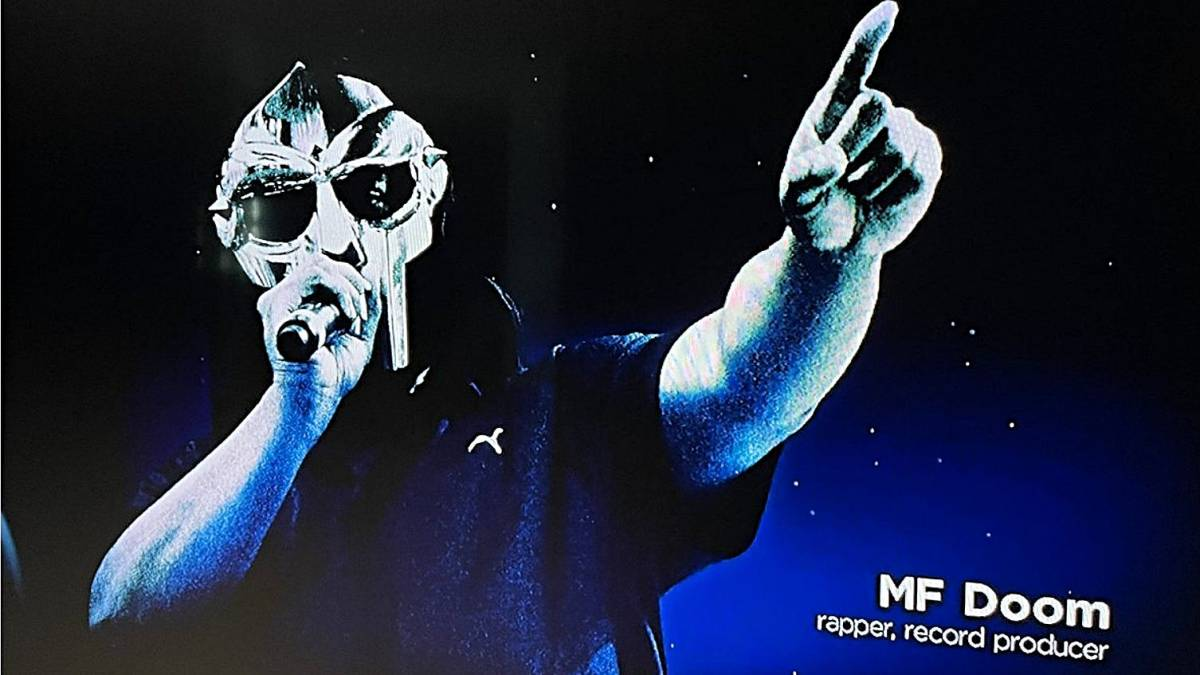 MF DOOM Fans Left Fuming After Grammys Fail To Put The Late Hip Hop Legend's Name In All Caps