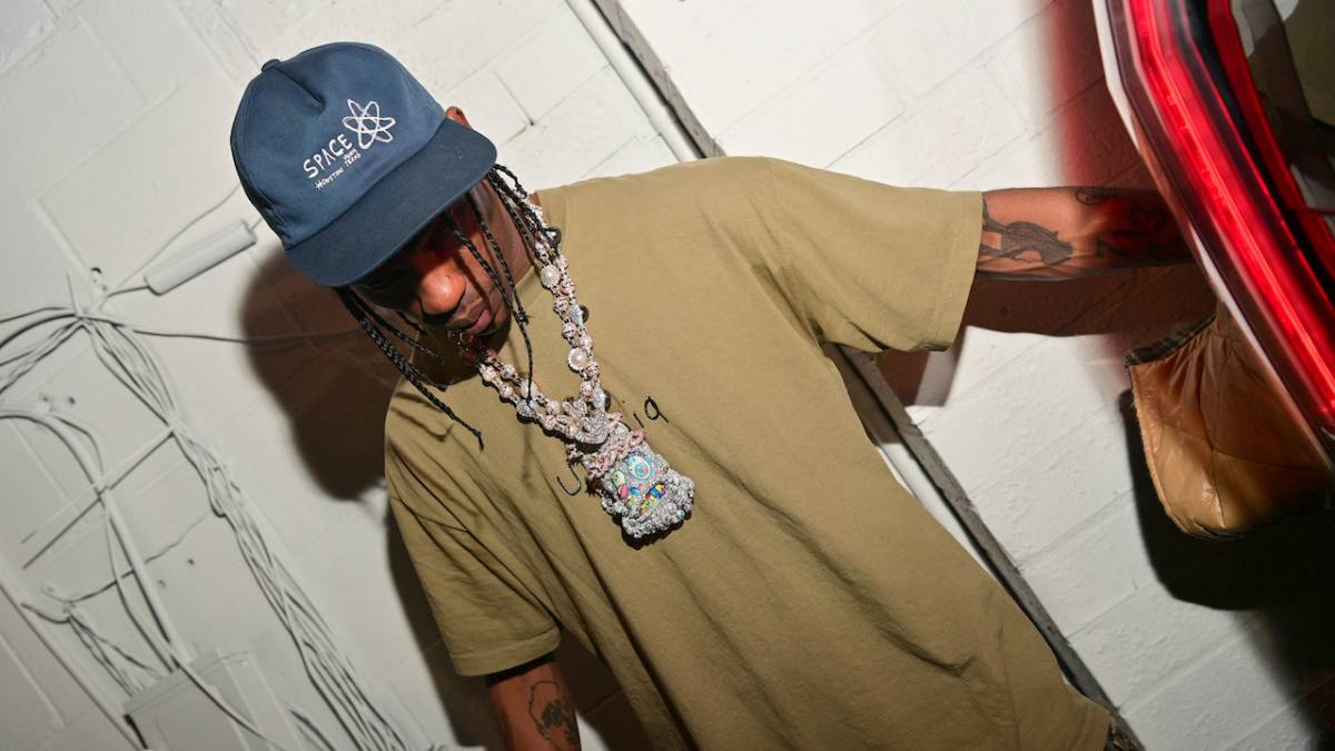 Travis Scott Drops His Mystique & Gets Real About Police Brutality
