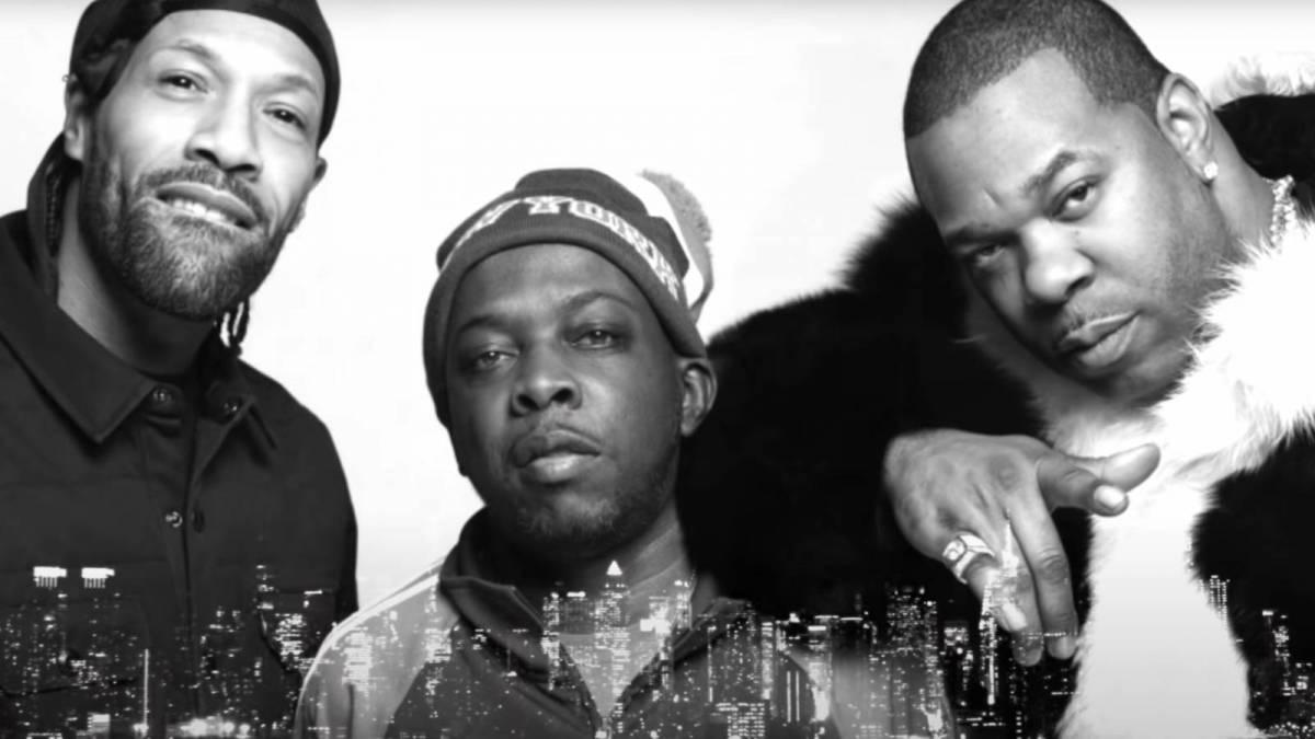 Phife Dawg, Redman & Busta Rhymes Resurrect That New York Sh*t For 'Nutshell Pt. 2' Video