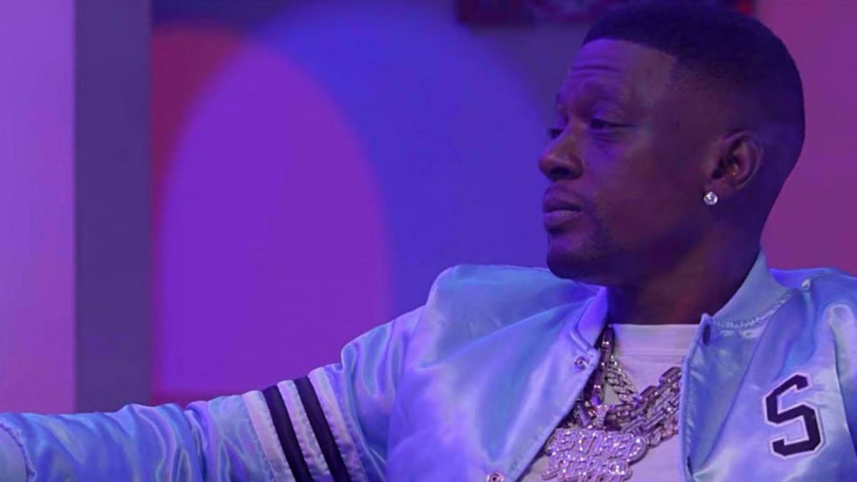 Boosie Badazz Compares Wifing Lori Harvey To Wanting 'A Car After It Had Eight Owners'