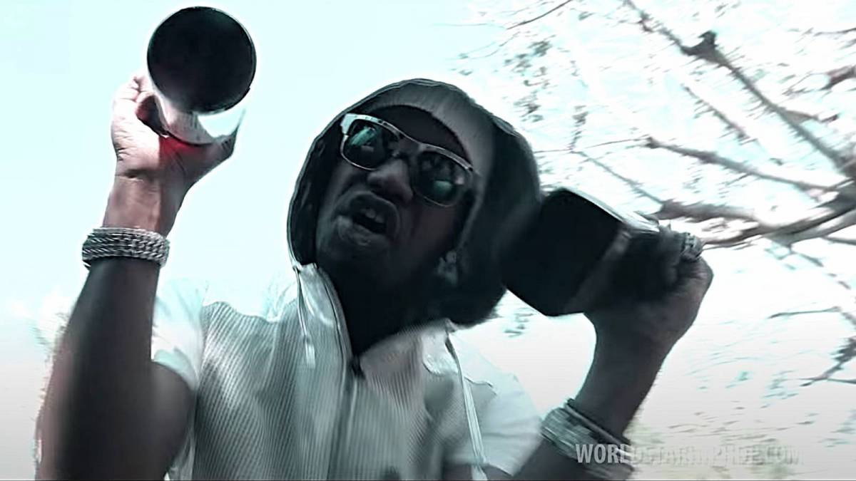 Juicy J Gets Roasted On Twitter For Being Mr. 'Sippin On Some Syrup' But Anti-COVID-19 Vaccine