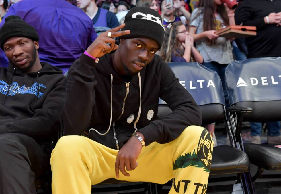 Sheck Wes Signs With Professional French Basketball Team