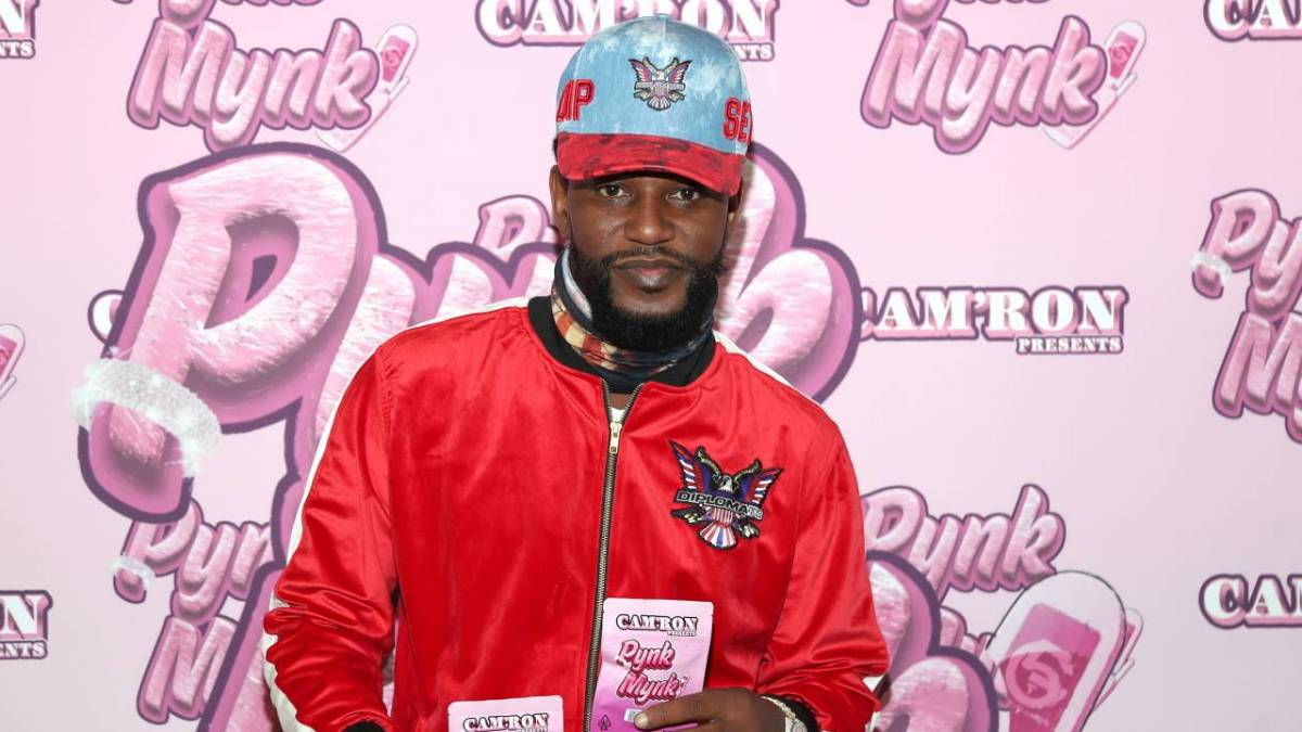 Cam'ron To Drop 'Camdemic' Album On Independence Day