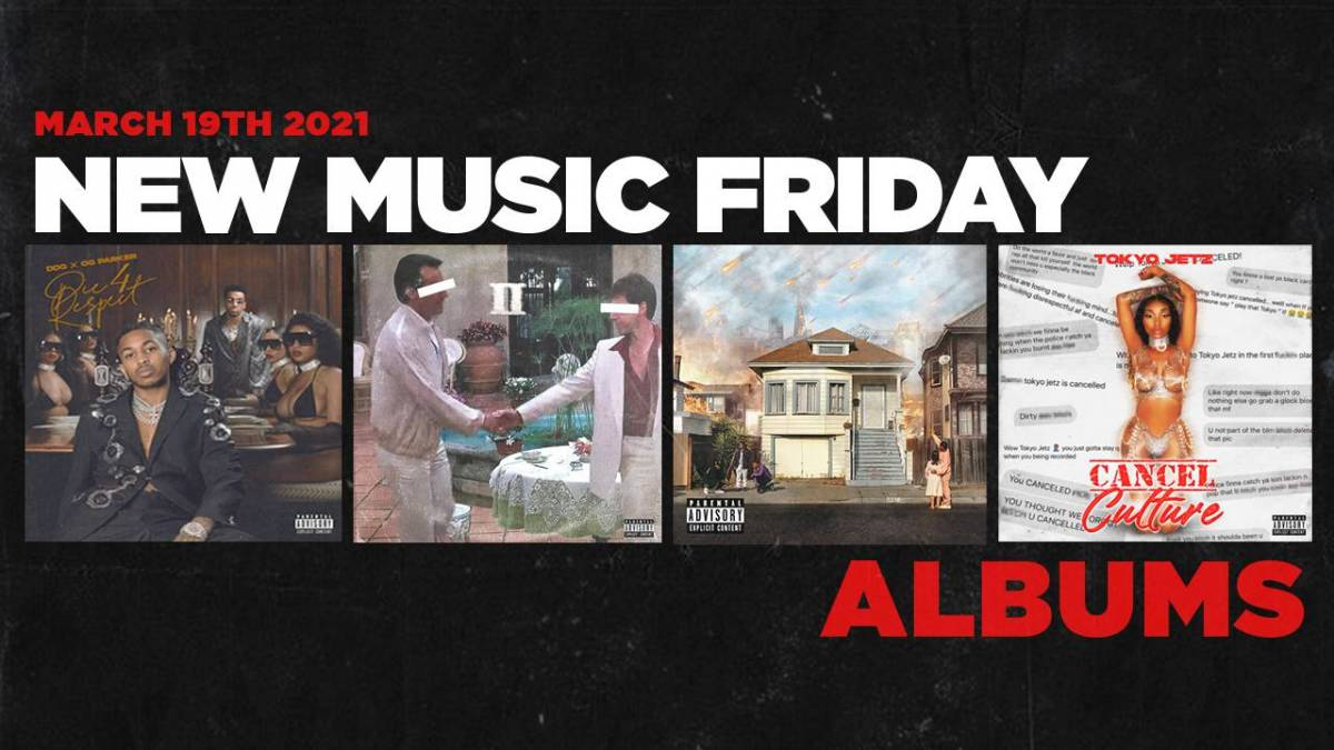New Music Friday — New Albums From DDG & OG Parker, Benny The Butcher & Harry Fraud, Tokyo Jetz + More