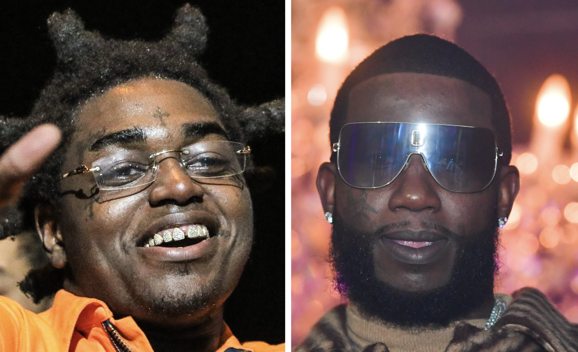Kodak Black Flames Gucci Mane For Teasing Him About Being A Clone