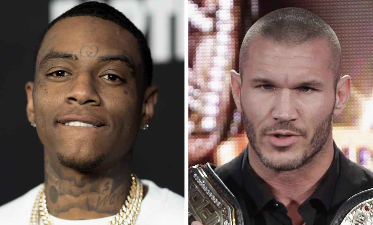 Soulja Boy's 'Rap Game Faker Than WWE' Comment Has Wrestler Randy Orton Firing Back