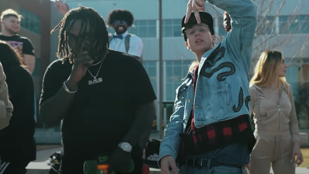 Upstart North Carolina Rappers Anger Parents With Video Shot On High School Property