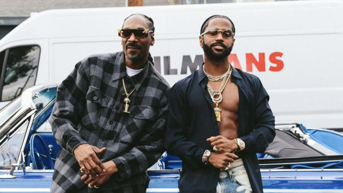 Big Sean Cruises Around L.A. With Help From Snoop Dogg Honoring Nipsey Hussle In 'Deep Reverence' Video