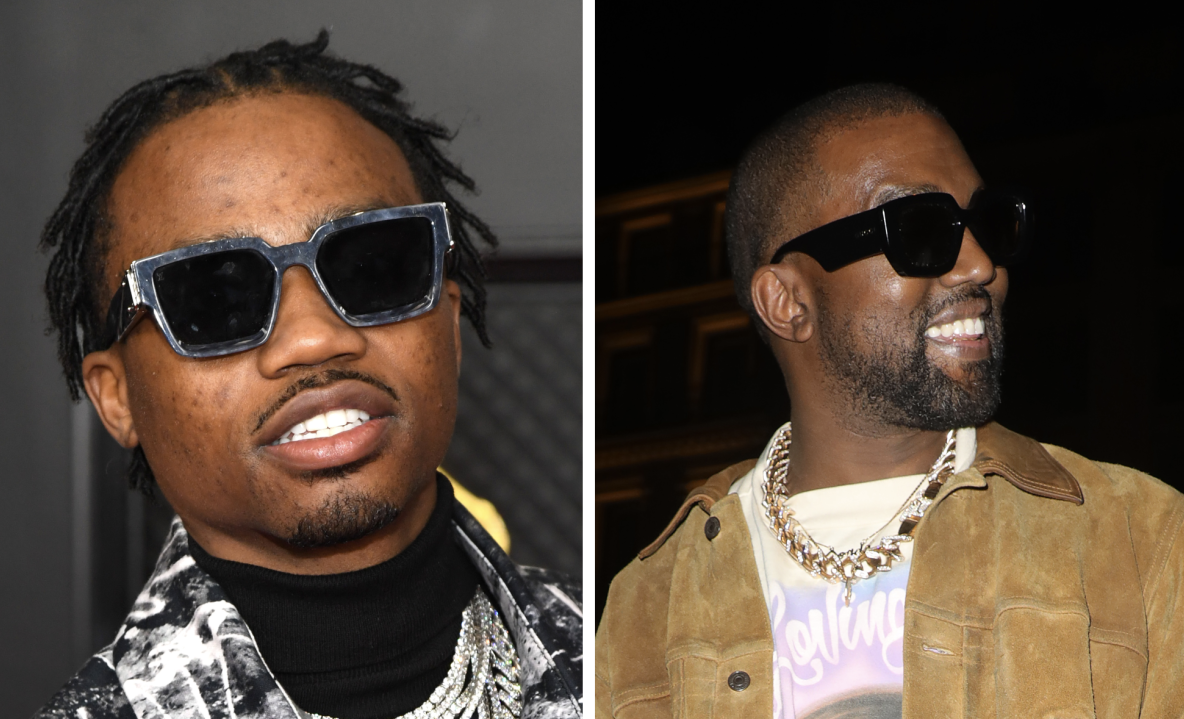 Roddy Ricch Calls Out Kanye West For Pissing On His Grammy Award After Winless 2021 Showing