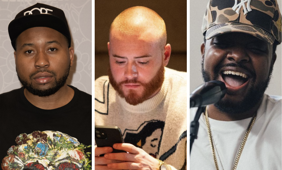 Akademiks Quotes Drake While Offering Joe Budden Podcast's Rory & Mal Car Detailing Job