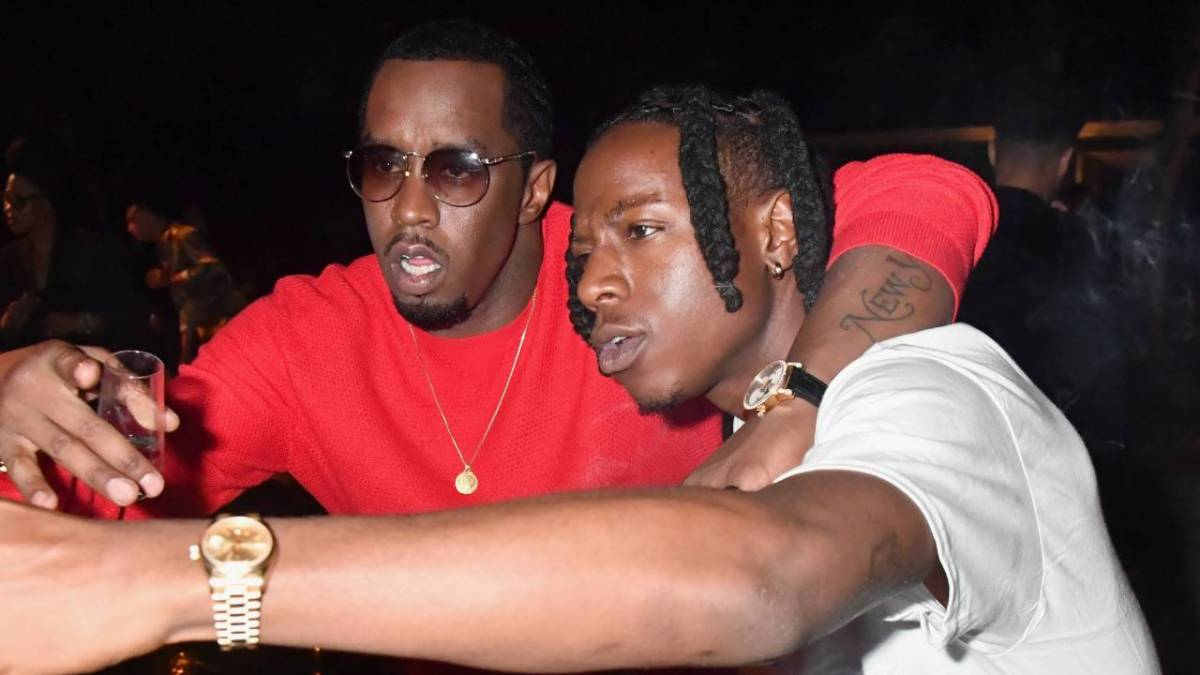 Diddy & Joey Bada$$' 'Two Distant Strangers' Receives Oscar Nomination