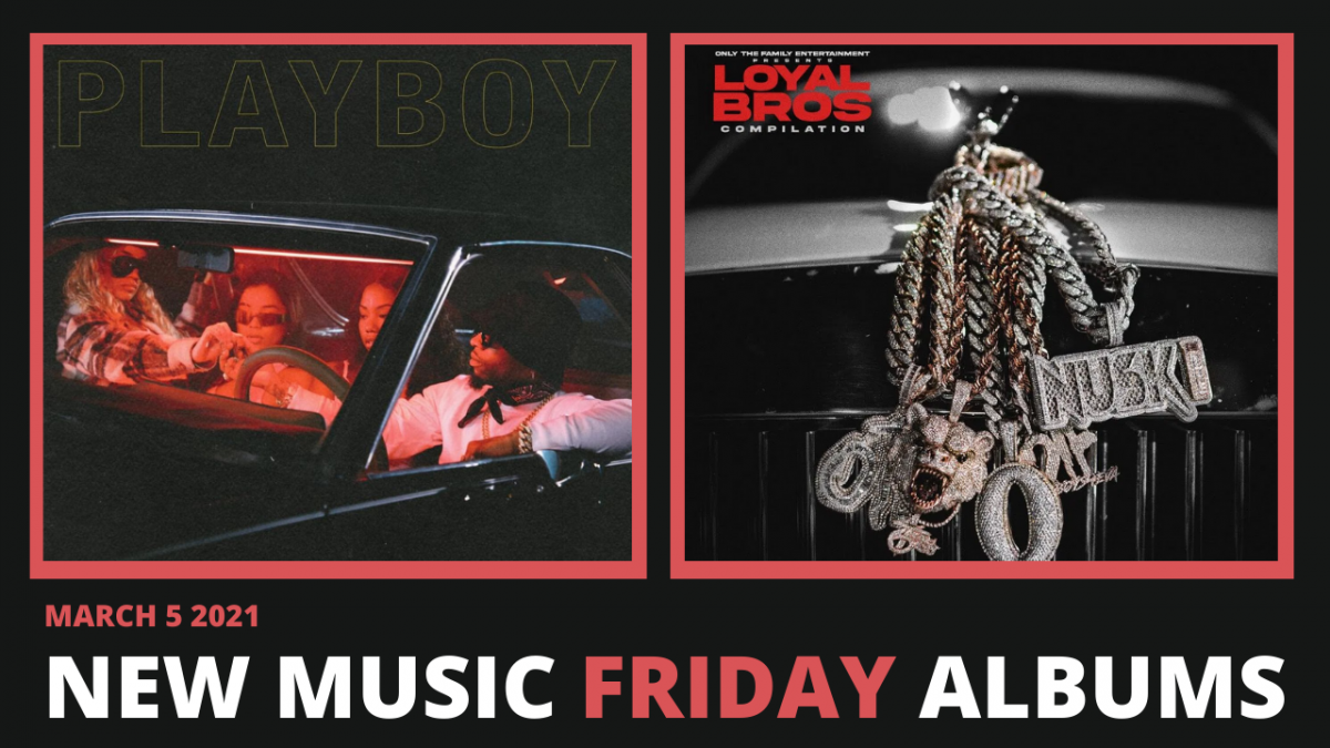 New Music Friday  New Albums From Lil Durk's OTF & K Camp's Rare Sound, Tory Lanez, OMB Peezy + More
