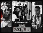 Review: 'Judas & The Black Messiah' OST Benefits From JAY-Z, Nas, Polo G ... But Lacks Consistency