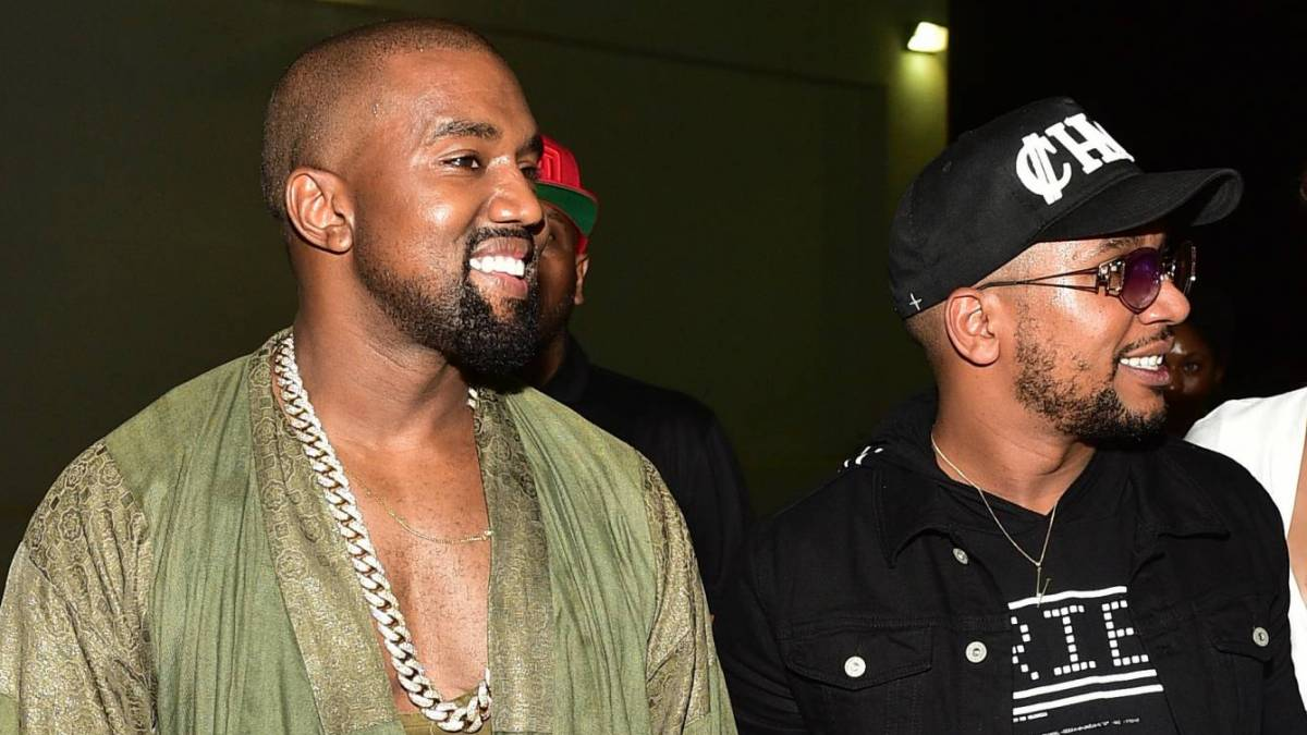 Kanye West's 'DONDA' Album Delayed By Divorce But Still Coming According To CyHi The Prynce