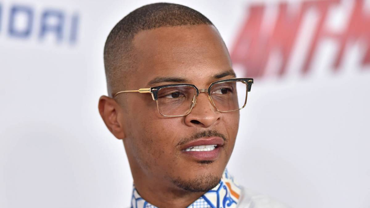 T.I. Reportedly Won't Return For Marvel's 'Ant-Man 3' Amid Sexual Abuse Allegations