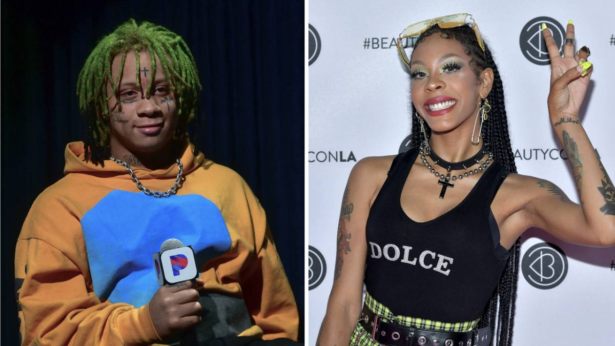 Trippie Redd & Rico Nasty Co-Sign 'First On SoundCloud' Artists