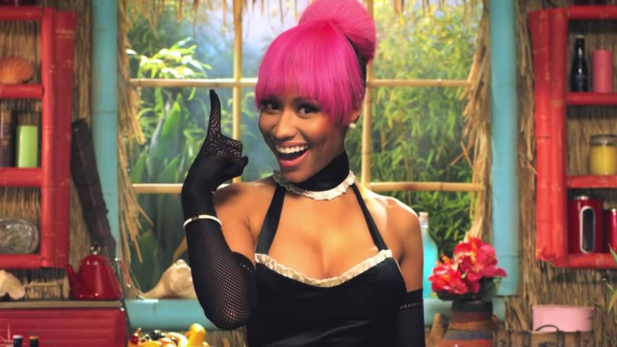 Nicki Minaj Reportedly Sets New YouTube Record Thanks To Her Sexually-Charged 'Anaconda' Video