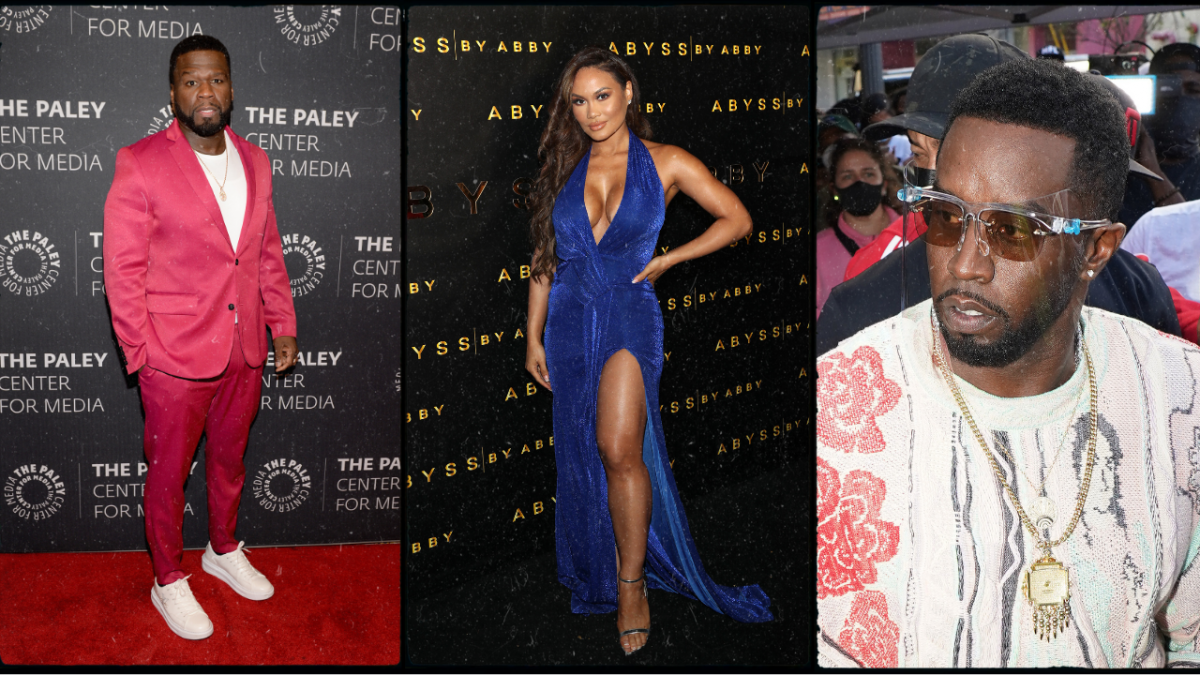 50 Cent Doesn't Care About Diddy Potentially Dating His Ex Daphne Joy