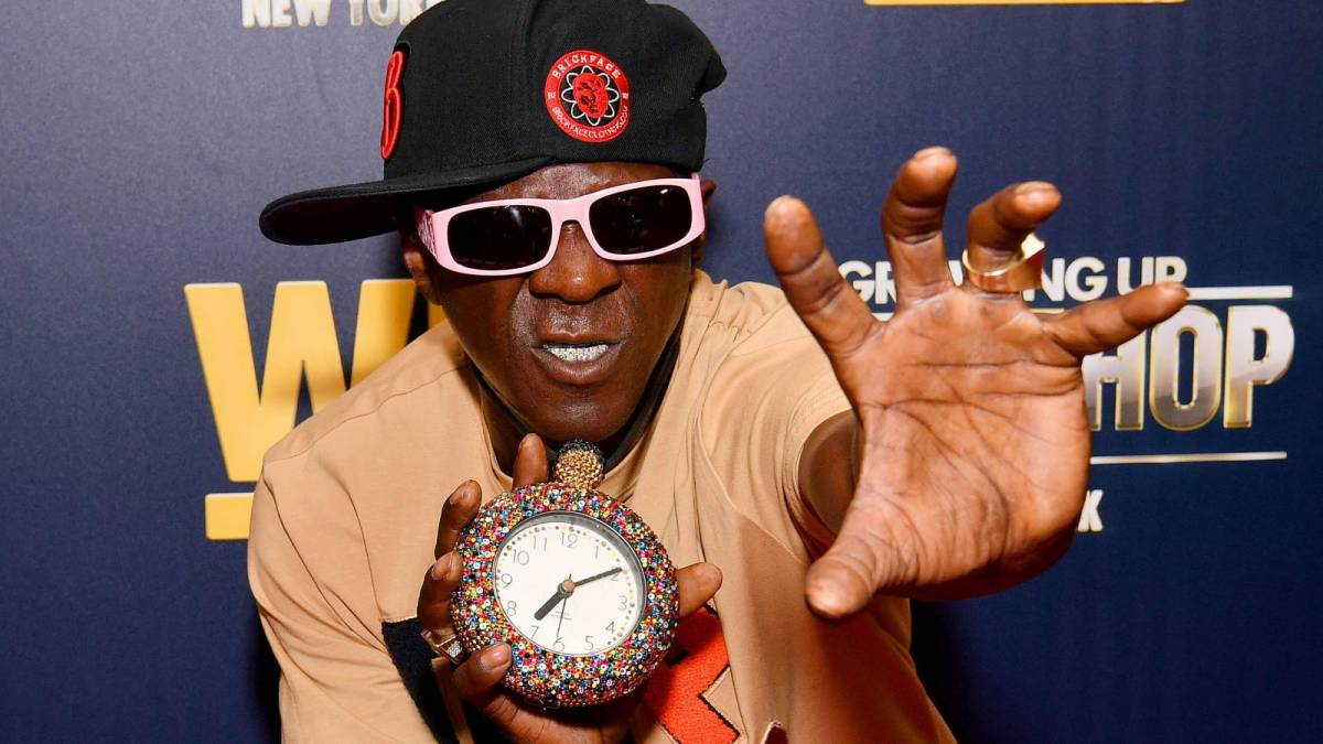 Flavor Flav Thinks Boosie Badazz Comparisons Are 'Getting Out Of Fucking Hand'
