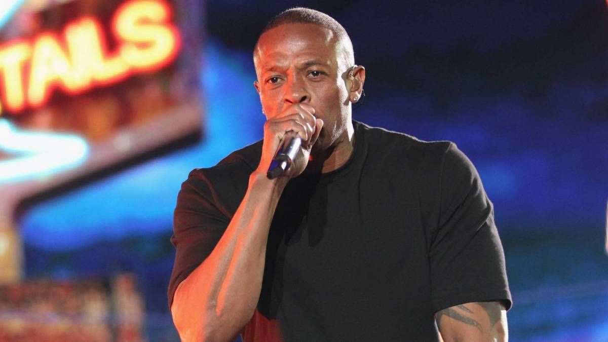 KXNG Crooked Says Dr. Dre Doesn't Need Ghostwriters - Despite Eminem Writing 'Fire' Verses