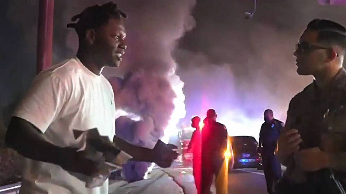 Meek Mill's Dream Chasers Artist Escapes Death In Fiery Miami Crash
