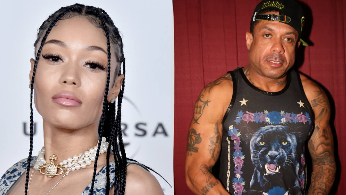 Benzino Blesses Daughter Coi Leray With Apology & Plugs Her 'No More Parties' Single