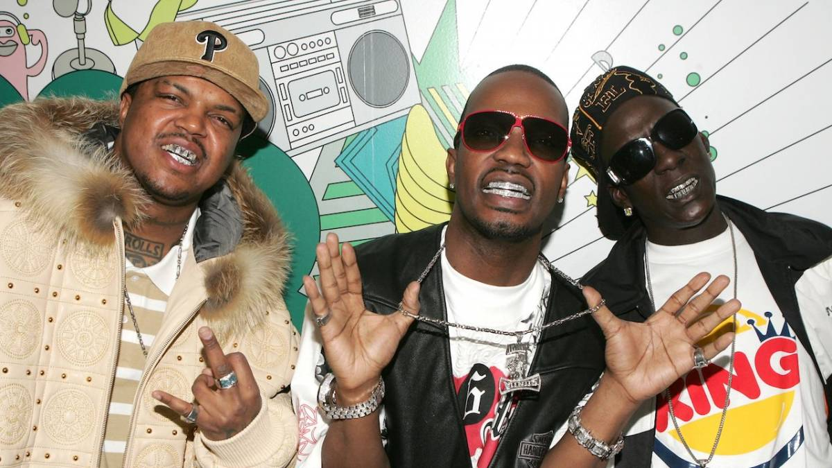 Juicy J Fined Three 6 Mafia Members For Putting Drugs Over Business