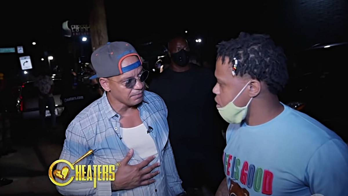 Peter Gunz Catches A 'Cheaters' Beatdown From The Guy He Was Helping