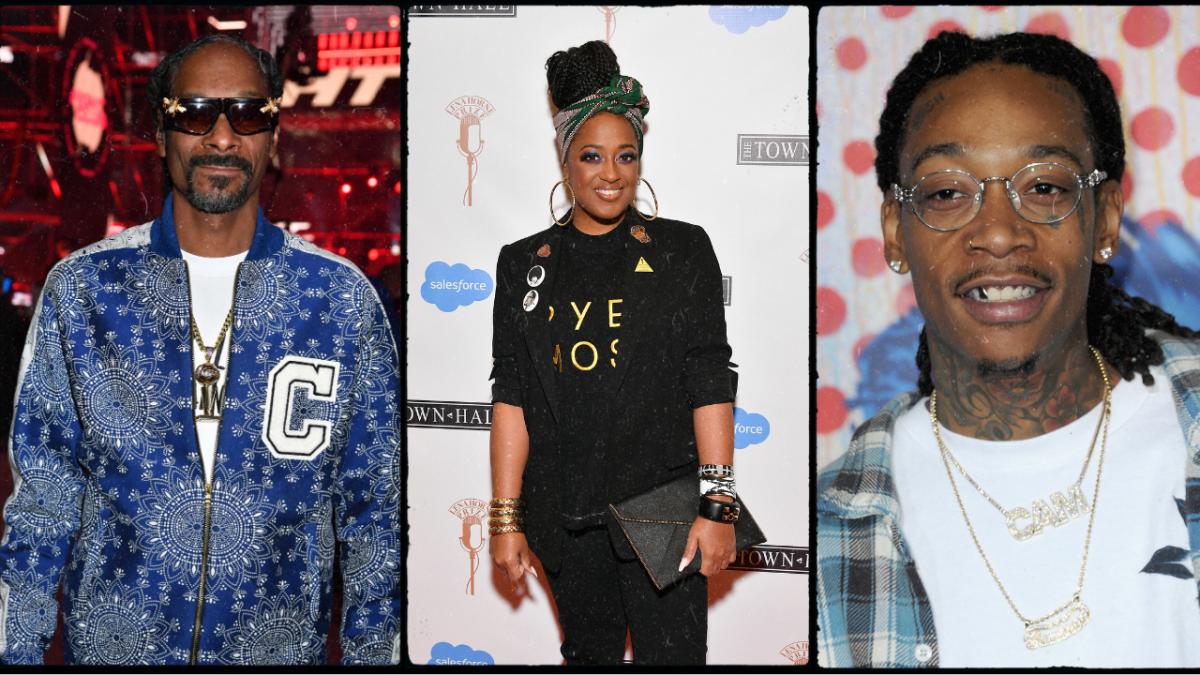 Rapsody Links With Snoop Dogg & Wiz Khalifa For 4/20 Event