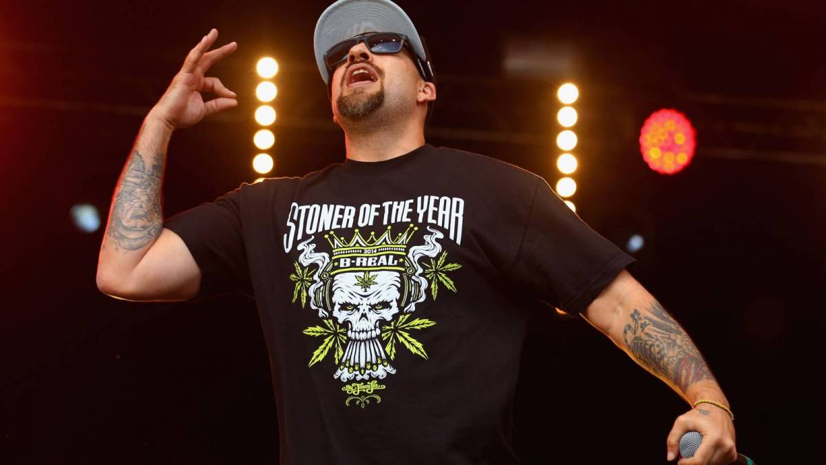 Cypress Hill's B-Real Talks Using Hip Hop To Escape Gang Life